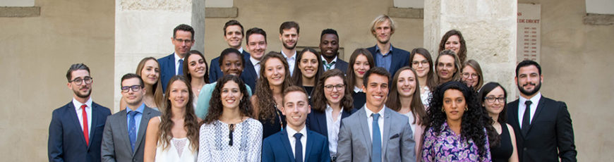 Master Professionnel Droit du Commerce International