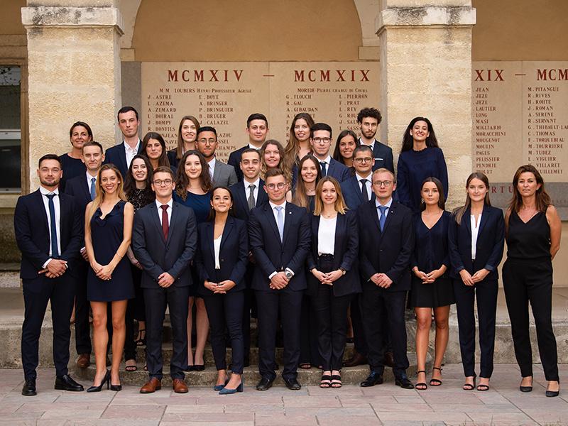 Master Pro Droit de la Fiscalité et du Patrimoine 2019-2020