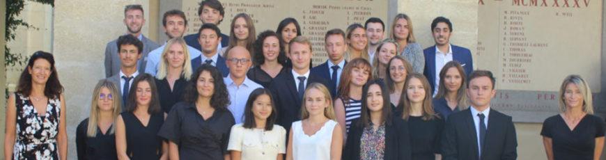 Magistère De Juriste Conseil d'Entreprise (DJCE) 2ème année
