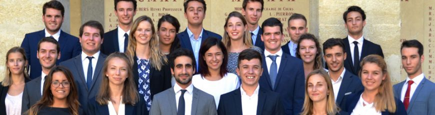 Magistère De Juriste Conseil d'Entreprise 1ère année 2016-2017