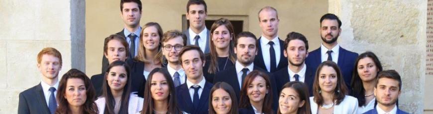 Master Droit et fiscalité du patrimoine – promotion 2015-2016